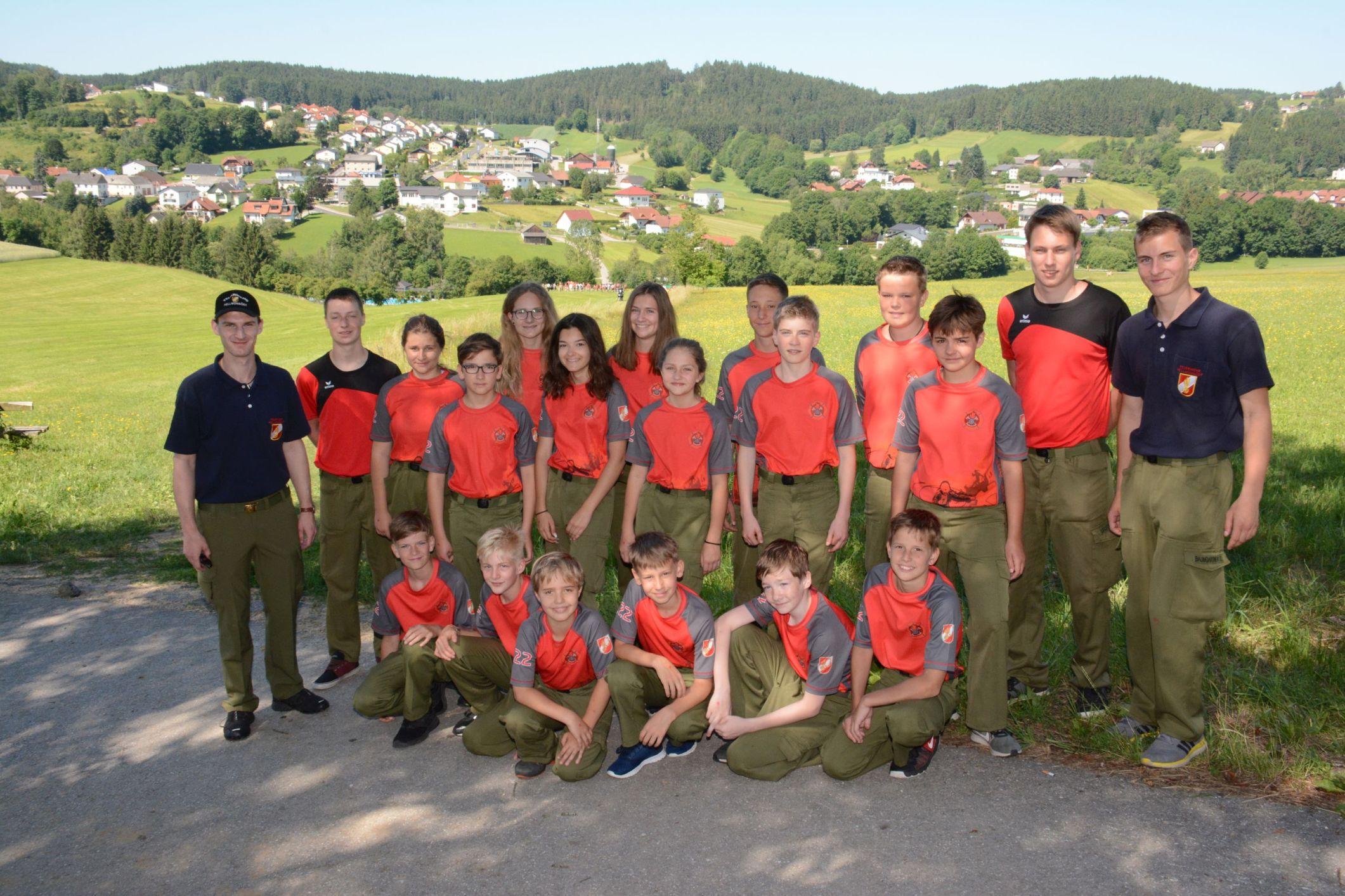 Bezirksbewerb Reichenau – Jugend