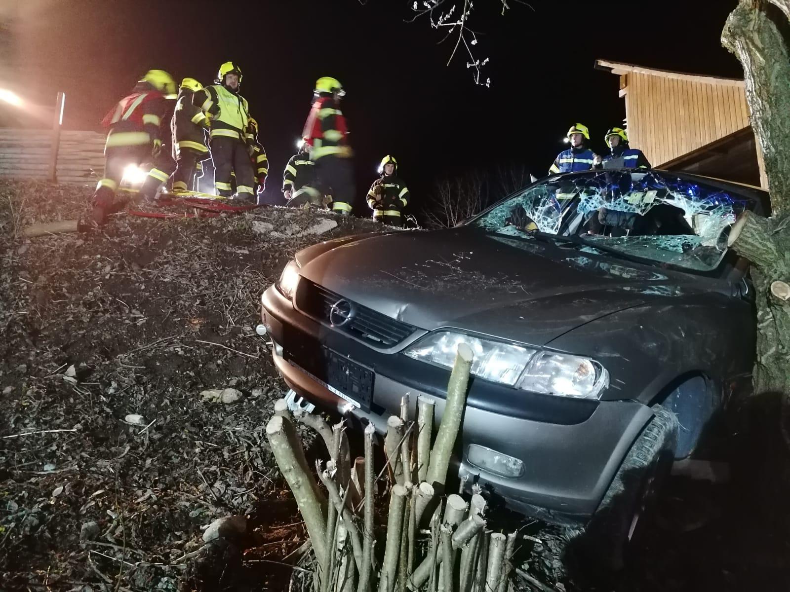 Monatsübung – Verkehrsunfall