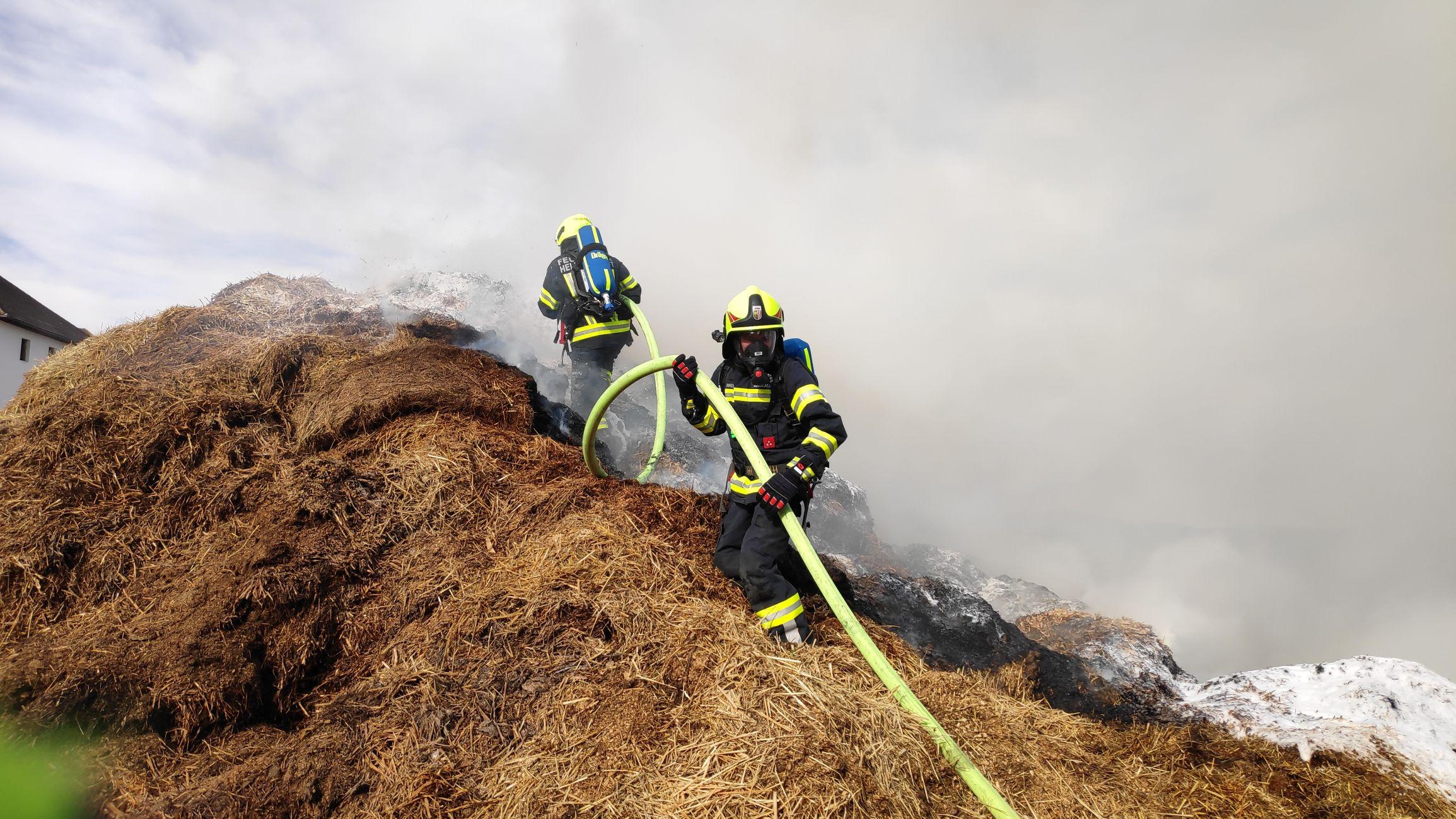 Brandeinsatz & Technischer Einsatz